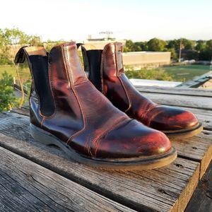 Doc Martens Chelsea unisex boots - punk ro…
